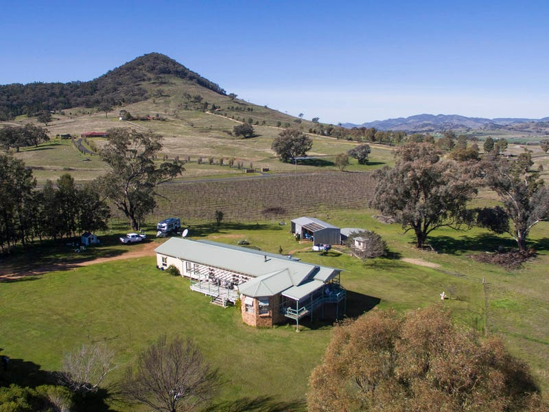 196 Rocky Waterhole Road, Mudgee, NSW 2850