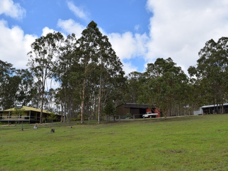 406 Brothers Road, Crows Nest, Qld 4355