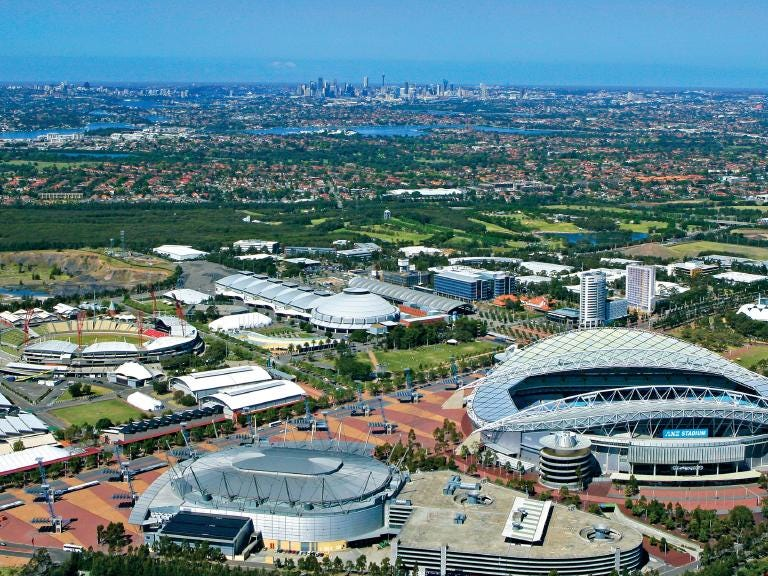 2106 3 Olympic Boulevard Sydney Park