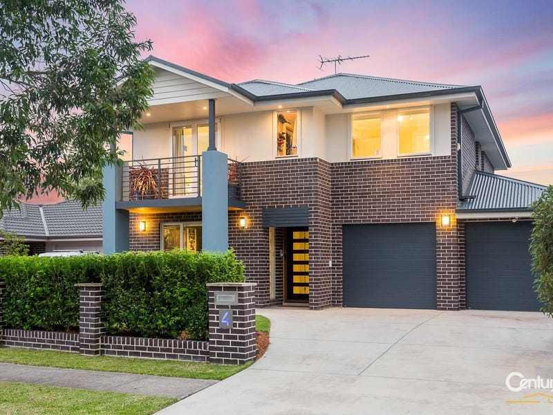 4 Paddle Street, The Ponds, NSW 2769