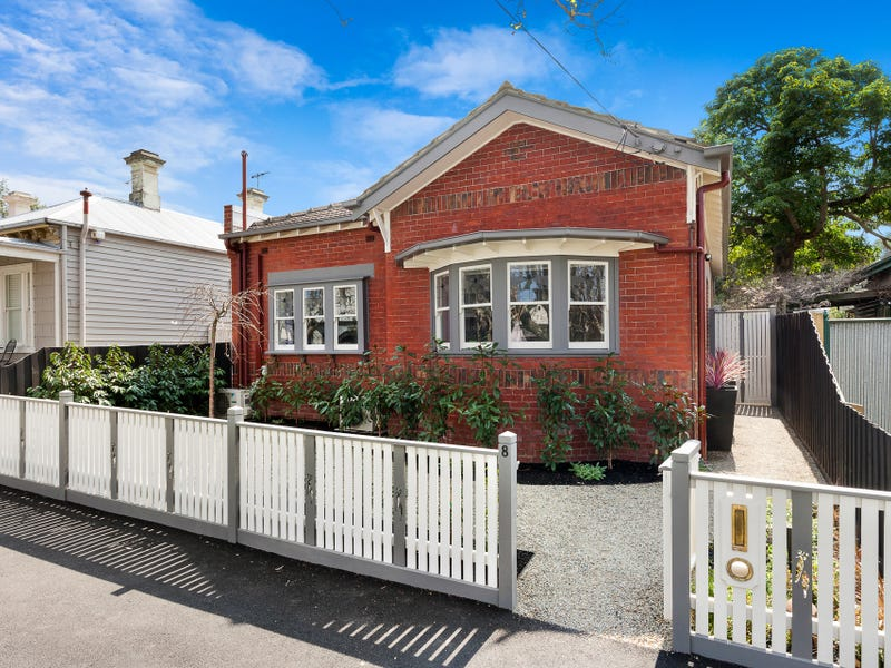 8 Canterbury Street, Flemington, Vic 3031