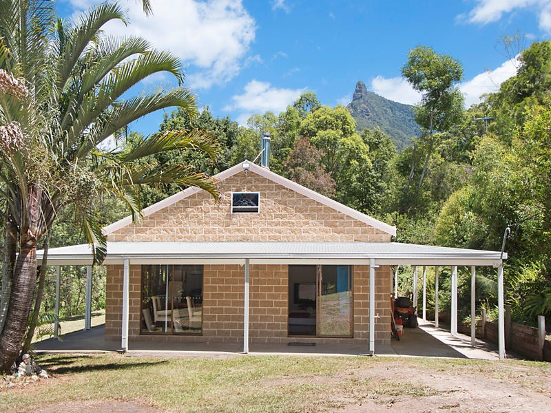 427 Pinnacle Road, Pumpenbil, NSW 2484