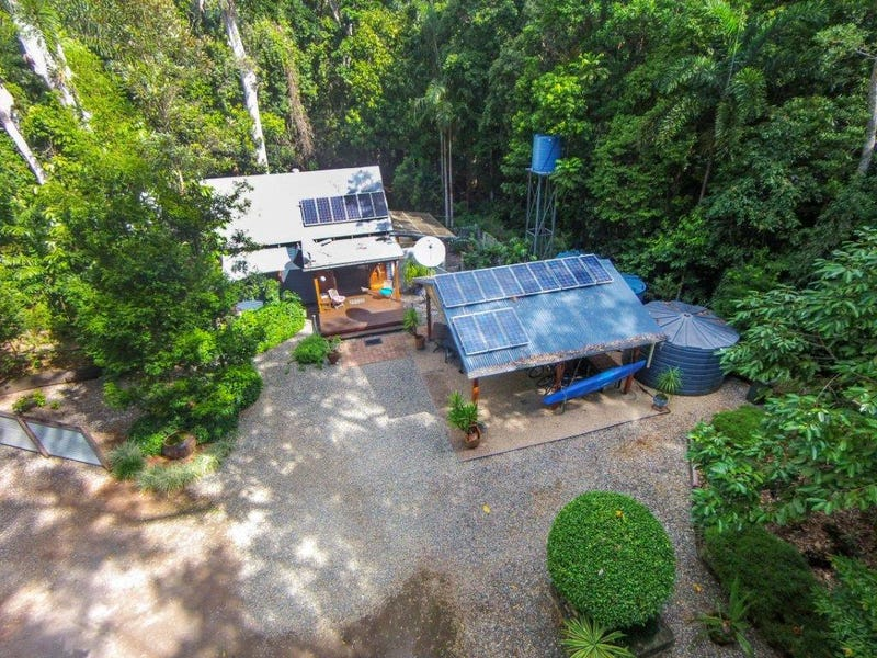 163 (49) Wattle Close, Daintree, Qld 4873