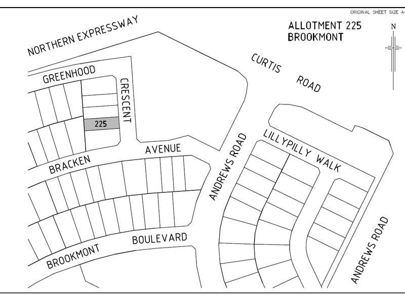 Lot 225 Greenhood Crescent, Andrews Farm, SA 5114