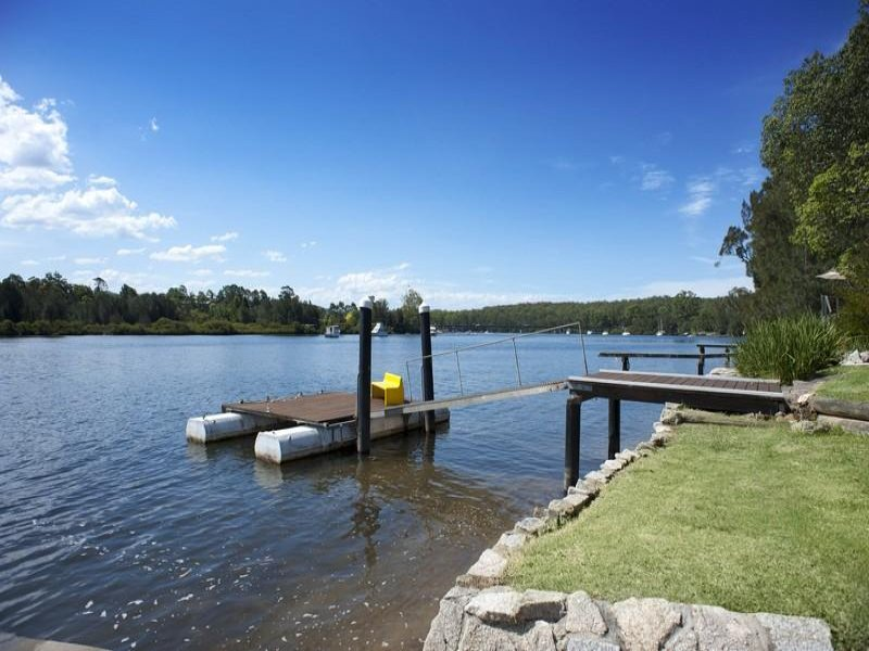 5 Sproxtons Lane, Nelligen, NSW 2536