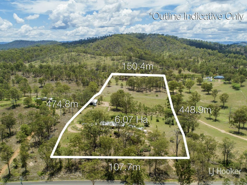672 Esk Crows Nest Road, Biarra, Qld 4313