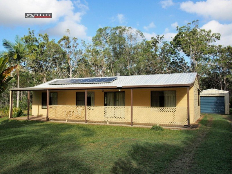 71 Government Rd, Burrum River, Qld 4659