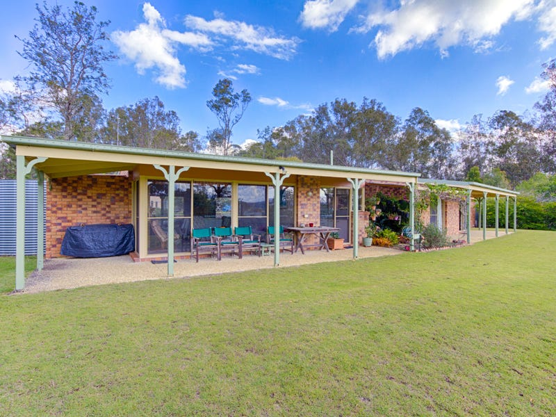297 Happy Jack Creek Road, Ridgewood, Qld 4563