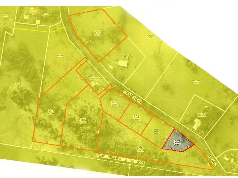 Lot 202 Cameron Park, McLeans Ridges, NSW 2480