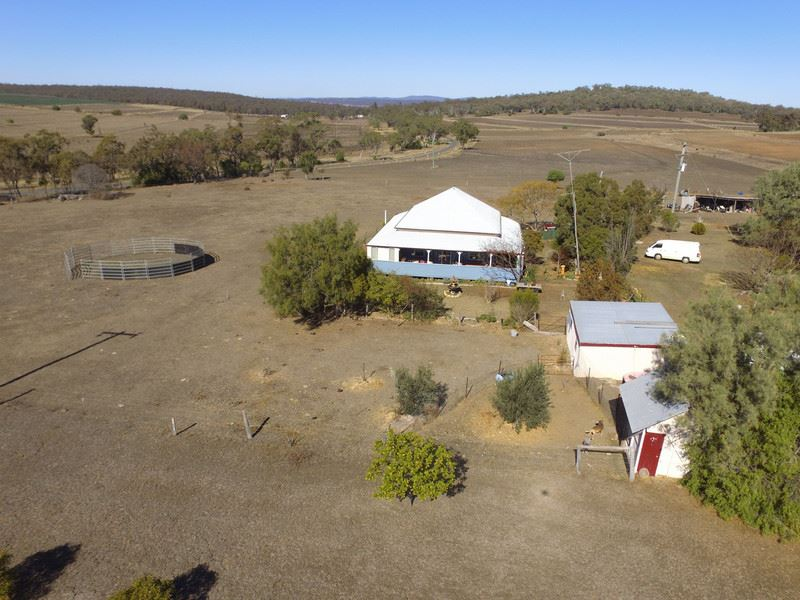 295 Millbrook Back Plains Road, Ellangowan, Qld 4361