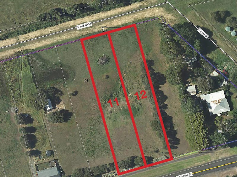 Lots 11&12 Windham Street, Narrawong