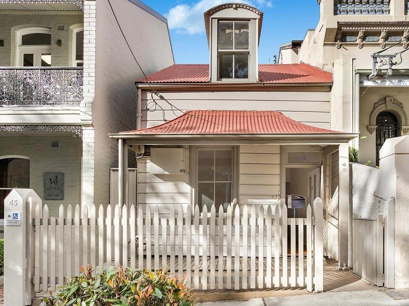 43 Grosvenor Street, Woollahra, NSW 2025