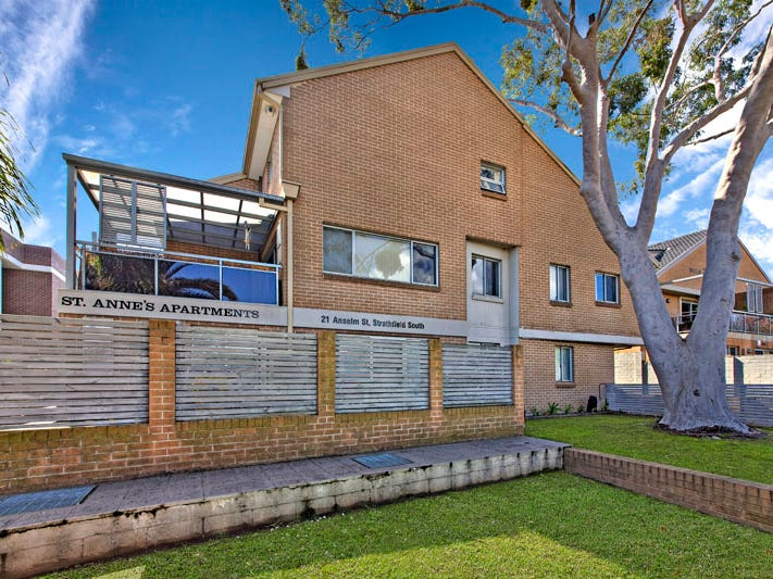 7/21 Anselm Street, Strathfield South, NSW 2136