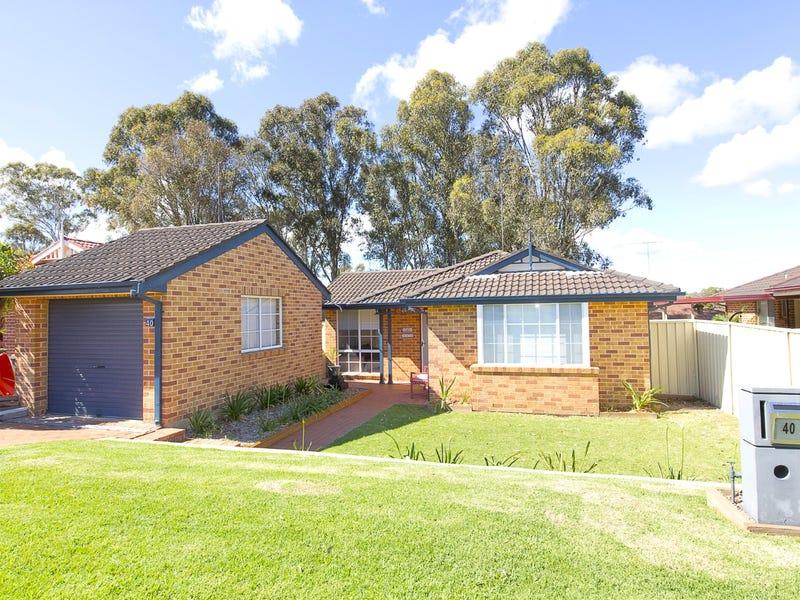 40 Woodi Close, Glenmore Park, NSW 2745