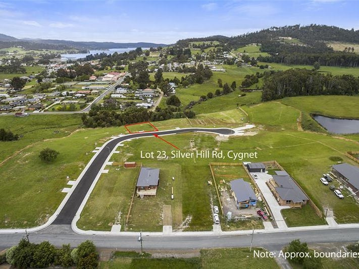 23 Silver Hill Road, Cygnet, Tas 7112