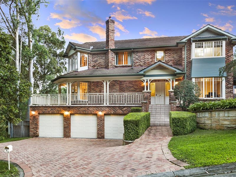 5 Forest Knoll, Castle Hill, NSW 2154