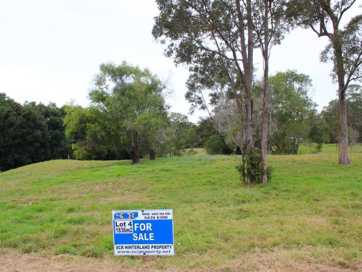 Lot 4, Eudlo Road, Mooloolah Valley, Qld 4553