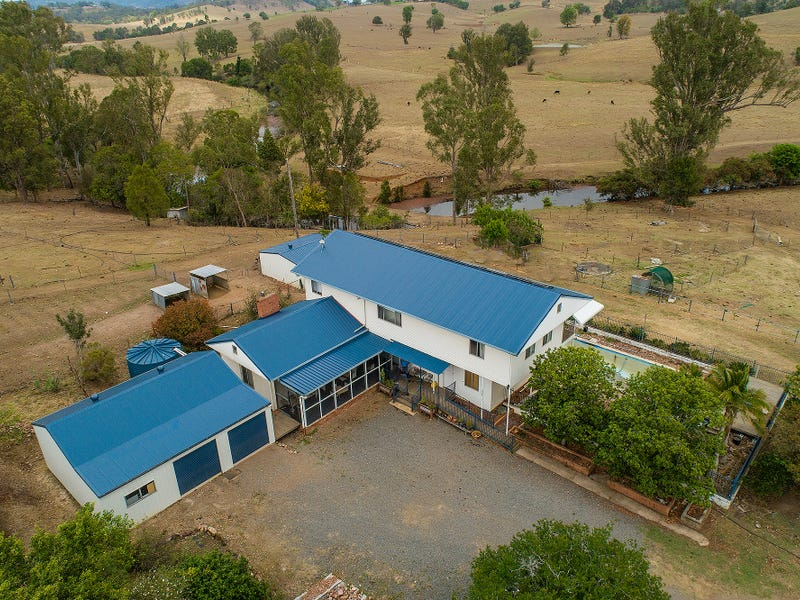 672 Mary Valley Road, Long Flat, Qld 4570