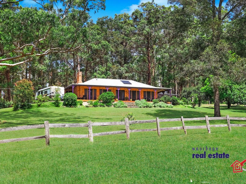91 West Frazers Creek Road, Beechwood, NSW 2446