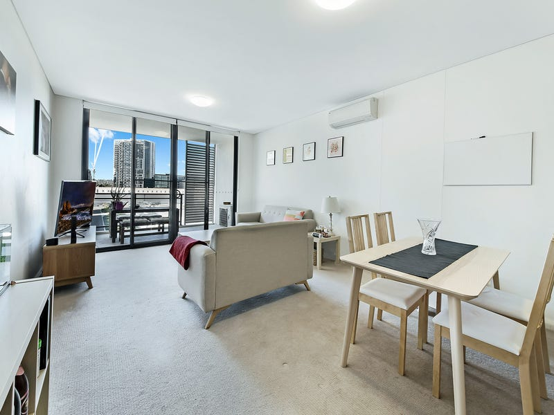 418/16 Baywater Drive, Wentworth Point