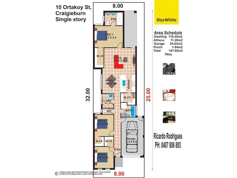 10 Ortakoy Street, Craigieburn, Vic 3064