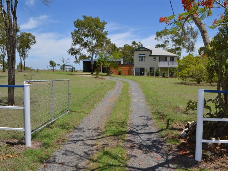 306 Nine Mile Road, Alton Downs, Qld 4702