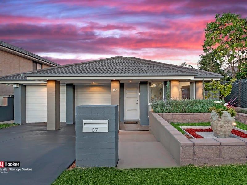 37 Aldridge Street, Stanhope Gardens, NSW 2768