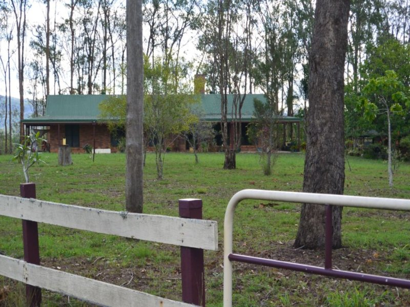 608 Sandy Creek Road, Josephville, Qld 4285