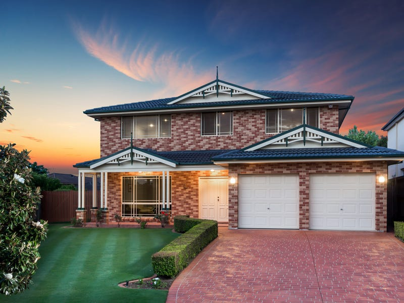 4 Julie Court, Beaumont Hills, NSW 2155