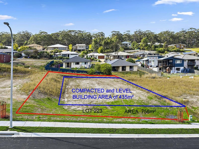 Lot 223 Swordfish Drive, Valla Beach, NSW 2448