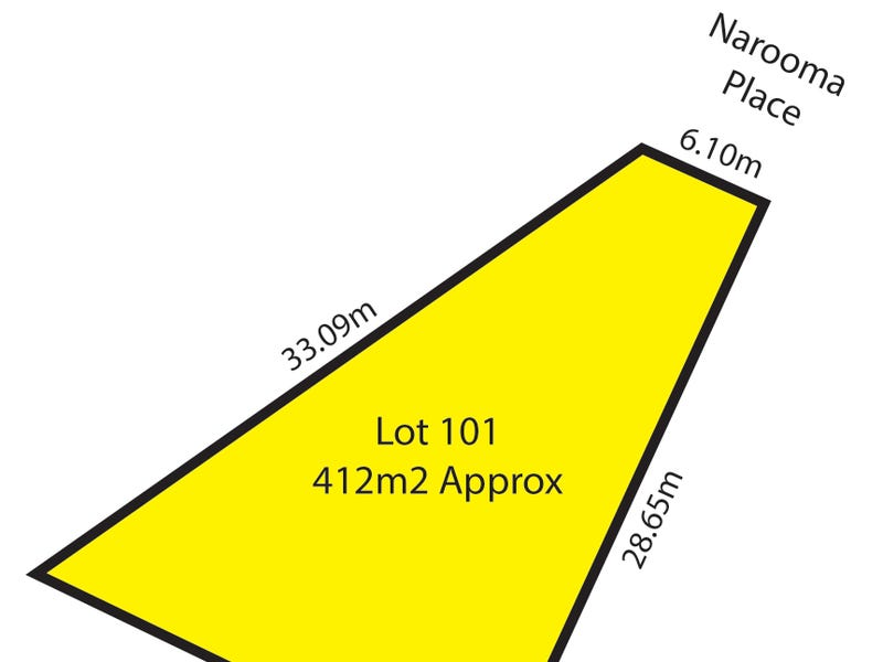 Lot 101, 6 Narooma Place, West Lakes Shore, SA 5020