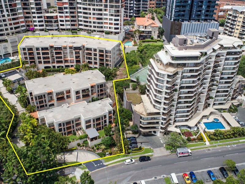 18/50 Lower River Terrace, South Brisbane, Qld 4101