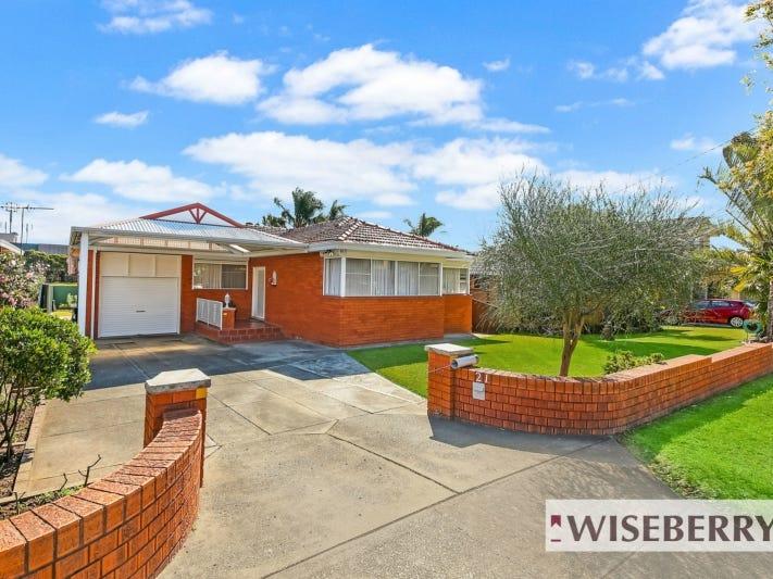 21 Carey Street, Bass Hill, NSW 2197