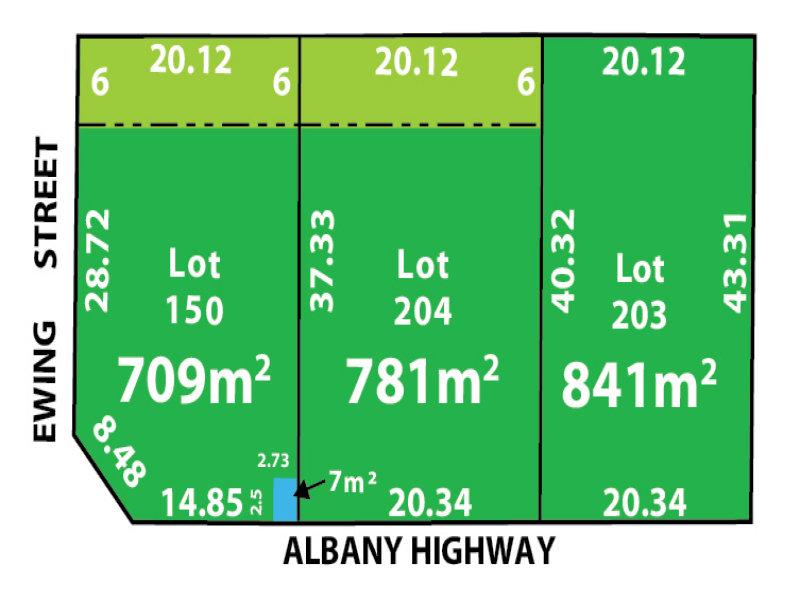1172-1176 Albany Highway, Bentley, WA 6102