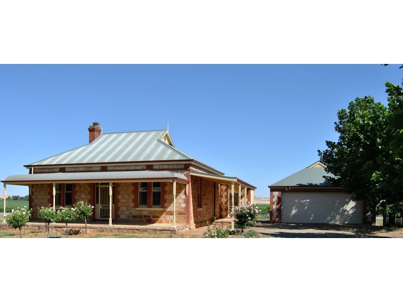 Lot 49 Mount Rufus Road, Hill River, SA 5453
