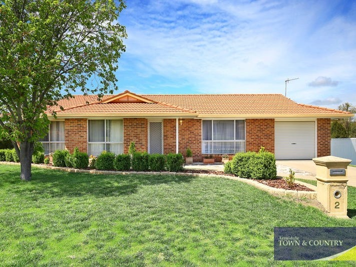 2 Chandler Close, Armidale, NSW 2350