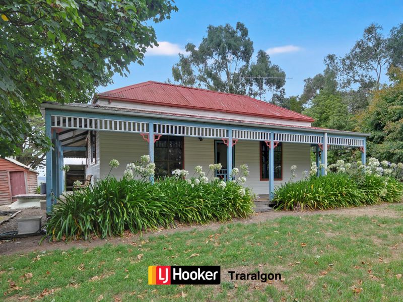 10 Campbells Road, Carrajung, Vic 3844
