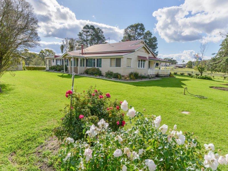 """""""Birralee"""" 219 Birralee Road, Bendemeer, NSW 2355"""