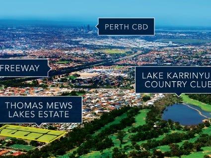 Exclusive Lots Thomas Mews Estate, Gwelup