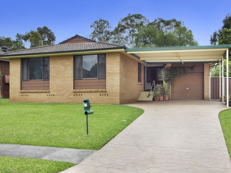 11 Coleridge Road, Wetherill Park, NSW 2164