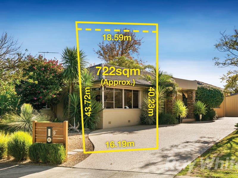 9 Baroda Avenue, Glen Waverley, Vic 3150