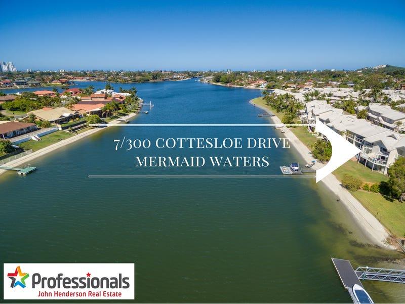 @ 300 Cottesloe Drive, Mermaid Waters, Qld 4218