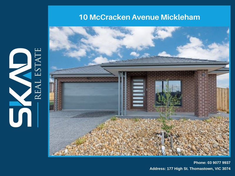 10 McCracken Avenue, Mickleham, Vic 3064