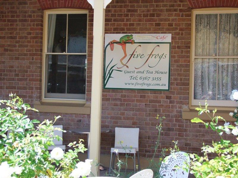 3 Belubula Street, Carcoar, NSW 2791