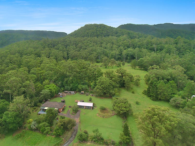 2943 Nerang-Murwillumbah Road, Natural Bridge, Qld 4211