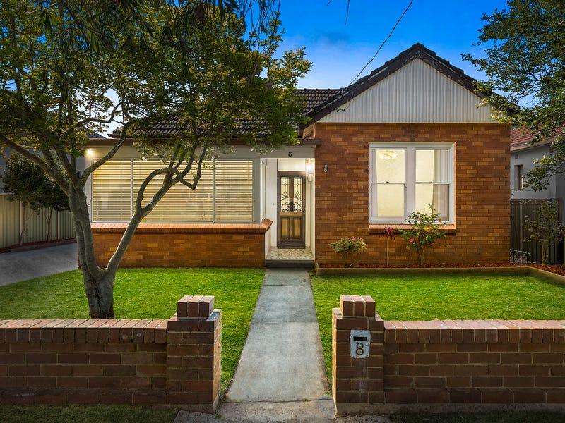 8 Clarkes Road, Ramsgate, NSW 2217