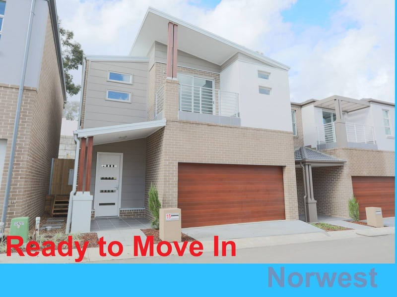 15 Clubside Drive, Norwest, NSW 2153