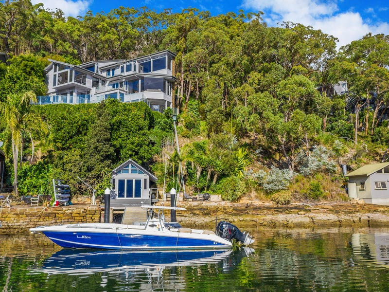 46 Cowan Drive, Cottage Point, NSW 2084