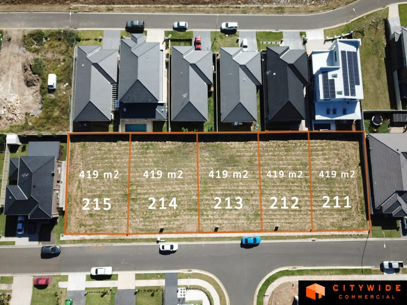 Lots 211 - 215 McGuiness Ave, Middleton Grange, NSW 2171