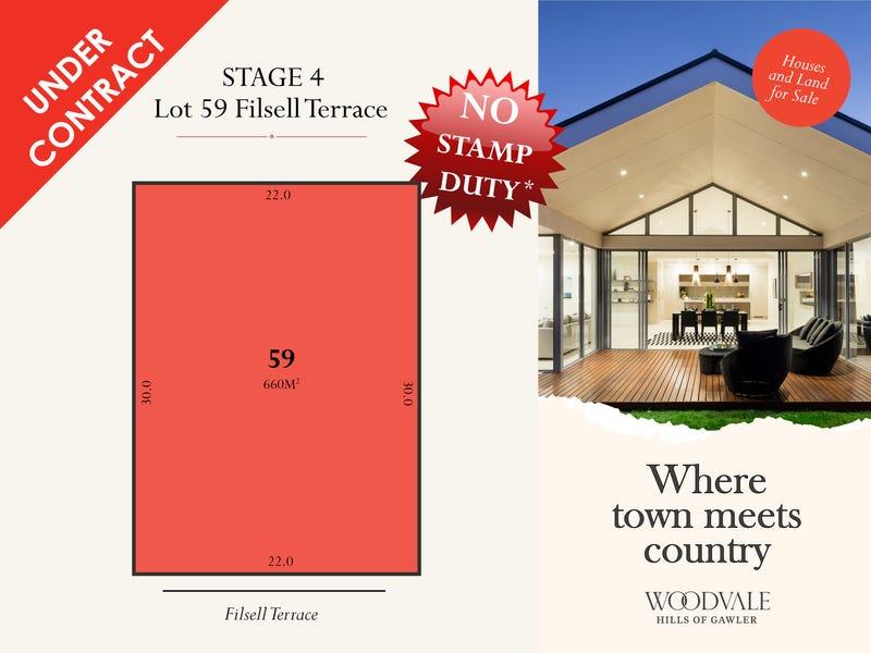 Lot 59 Filsell Terrace, Gawler South, SA 5118